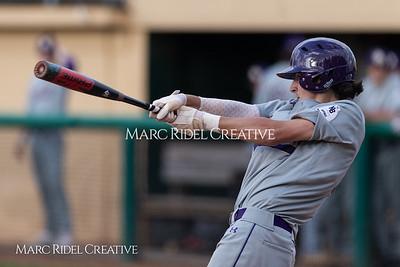 Broughton varsity baseball vs Southeast Raleigh. March 22, 2019. D4S_2024