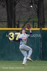 Broughton varsity baseball vs Southeast Raleigh. March 22, 2019. D4S_2018