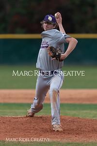 Broughton varsity baseball vs Southeast Raleigh. March 22, 2019. D4S_2013