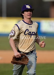 Broughton baseball vs Athens Drive. March 9, 2020. D4S_7150