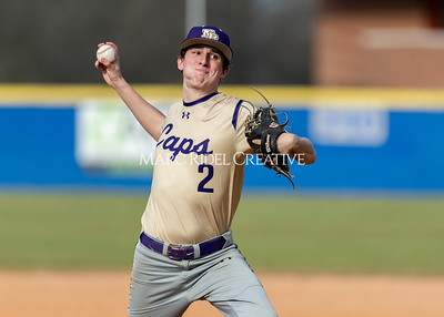 Broughton baseball vs Athens Drive. March 9, 2020. D4S_7222