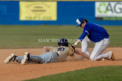 Broughton baseball vs Athens Drive. March 9, 2020. D4S_7299