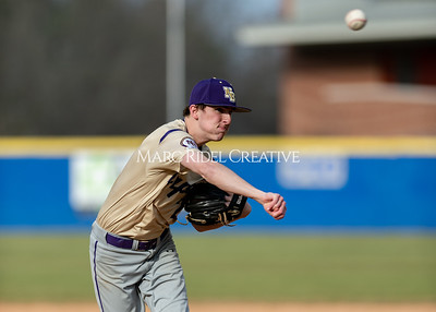 Broughton baseball vs Athens Drive. March 9, 2020. D4S_7235