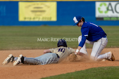Broughton baseball vs Athens Drive. March 9, 2020. D4S_7296