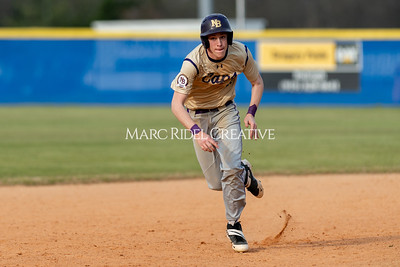Broughton baseball vs Athens Drive. March 9, 2020. D4S_7318
