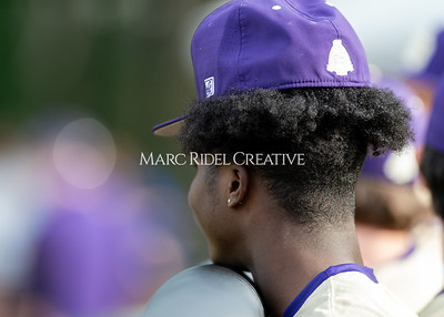 Broughton baseball vs Athens Drive. March 9, 2020. D4S_7154