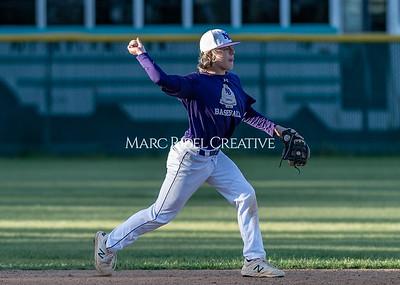 Broughton varsity baseball vs Garner. February 27, 2020. D4S_9118