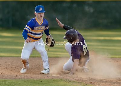 Broughton varsity baseball vs Garner. February 27, 2020. D4S_9220