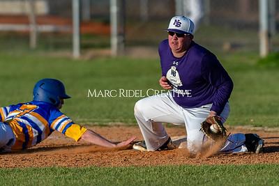 Broughton varsity baseball vs Garner. February 27, 2020. D4S_9156