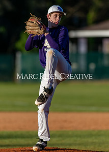 Broughton varsity baseball vs Garner. February 27, 2020. D4S_9124