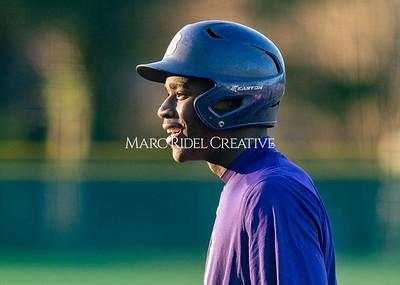Broughton varsity baseball vs Garner. February 27, 2020. D4S_9187
