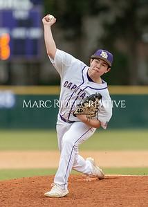 Broughton JV baseball vs Green Hope. March 2, 2020. D4S_1160
