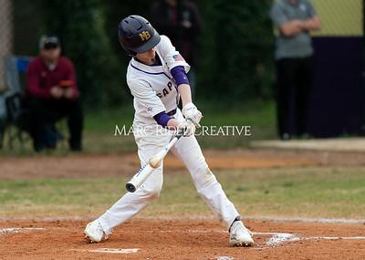 Broughton JV baseball vs Green Hope. March 2, 2020. D4S_1068