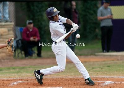 Broughton JV baseball vs Green Hope. March 2, 2020. D4S_1113