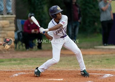 Broughton JV baseball vs Green Hope. March 2, 2020. D4S_1096