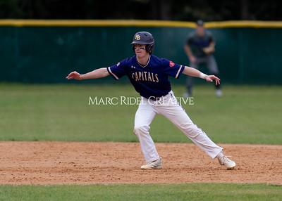 Broughton varsity baseball vs Holly Springs. March 5, 2020. D4S_3023
