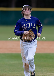 Broughton varsity baseball vs Holly Springs. March 5, 2020. D4S_2994