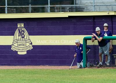 Broughton varsity baseball vs Rolesville. March 12, 2020. D4S_8600