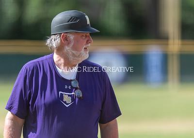 Broughton JV baseball vs Bunn. May 10, 2021
