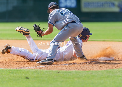 Broughton JV baseball vs Millbrook. June 7, 2021