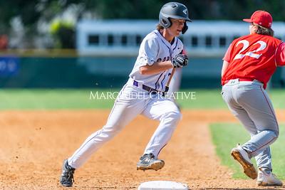 Broughton JV baseball vs Sanderson. June 4, 2021