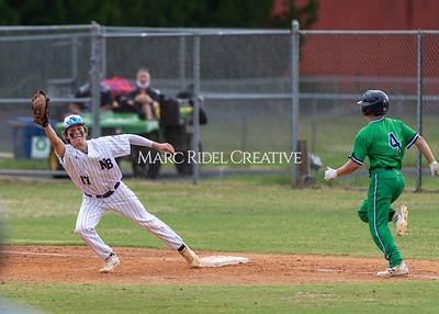 Broughton varsity baseball vs Leesville. May 17, 2021