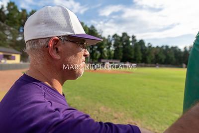 Broughton varsity baseball vs Millbrook. June 8, 2021