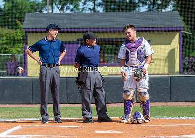 Broughton varsity baseball vs Southeast Raleigh. May 5, 2021