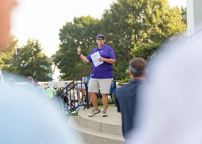 Broughton baseball first annual Diamond Classic charity golf tournament. August 27, 2021.