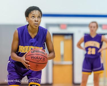 Broughton JV basketball at Clayton. December 11, 2017.