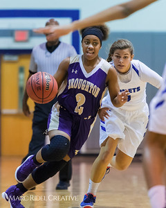 Broughton varsity basketball at Clayton. December 11, 2017.