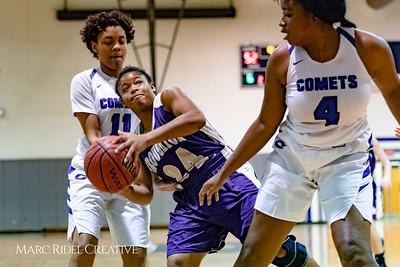 Broughton varsity basketball at Clayton. December 11, 2017.