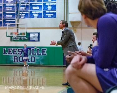 Broughton boys varsity vs Leesville. January 17, 2018.