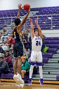 Broughton varsity basketball vs Apex. November 20, 2017.