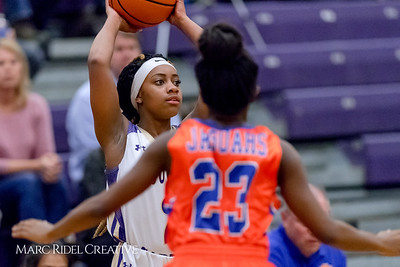 Broughton varsity basketball vs Athens Drive. November 28, 2017.