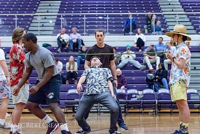 Broughton varsity basketball vs Cary. December 5, 2017.