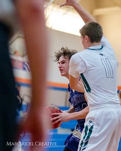 Broughton boy's varsity vs. Green Hope . January 15, 2018.