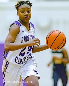 Broughton varsity girls basketball vs Knightdale. December 1, 2017.