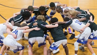 Broughton varsity basketball vs. Lee County. December 13, 2017.