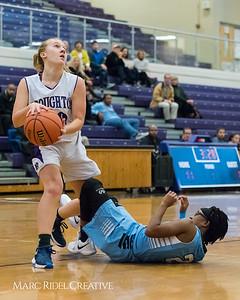 Broughton JV Basketball vs Panther Creek. November 13, 2017.