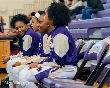 Broughton girl's varsity basketball vs Southeast Raleigh. January 23, 2018.