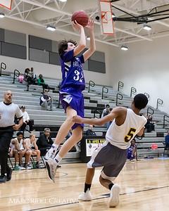 Broughton boys JV basketball vs Apex.  January 28, 2019. MRC_2334