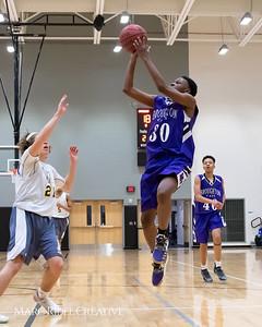 Broughton boys JV basketball vs Apex.  January 28, 2019. MRC_2347