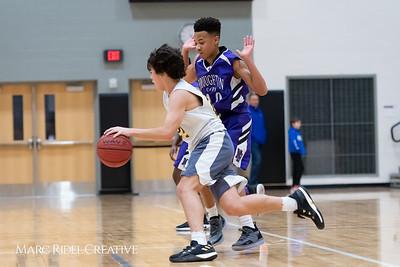 Broughton boys JV basketball vs Apex.  January 28, 2019. 750_8800