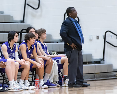 Broughton boys JV basketball vs Apex.  January 28, 2019. 750_8789