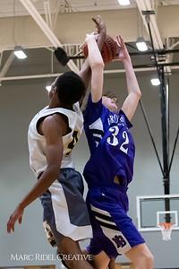 Broughton boys JV basketball vs Apex.  January 28, 2019. MRC_2369