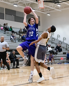 Broughton boys JV basketball vs Apex.  January 28, 2019. MRC_2332