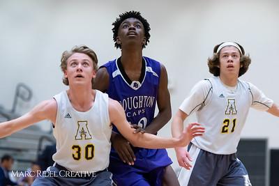 Broughton boys JV basketball vs Apex.  January 28, 2019. 750_8768