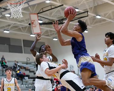 Broughton boys JV basketball vs Apex.  January 28, 2019. 750_8963
