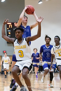Broughton boys JV basketball vs Apex.  January 28, 2019. 750_9053